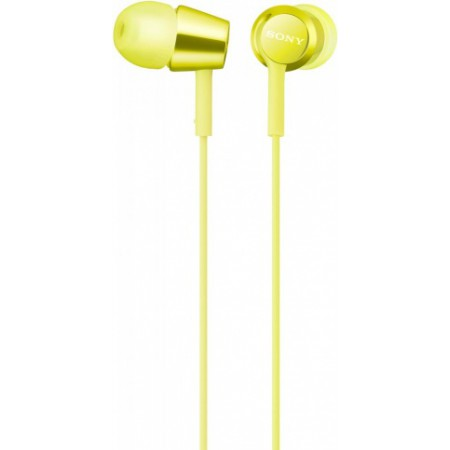 Sony MDR-EX155 yellow