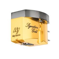 Головка звукоснимателя My Sonic Lab Signature Gold