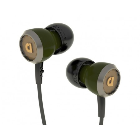 Audiofly AF33m Green