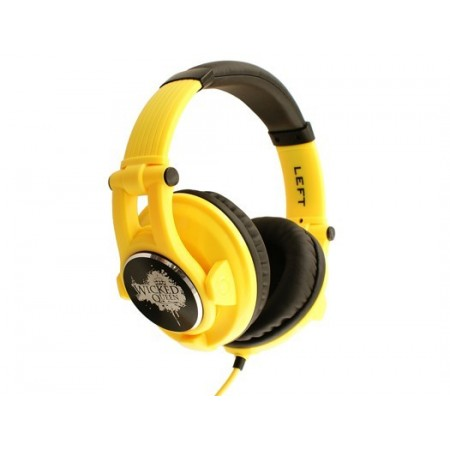 Fischer-Audio Wicked Queen Yellow