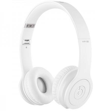 Beats Solo HD Matte white