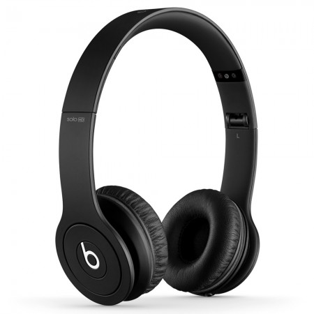 Beats Solo HD Mate black