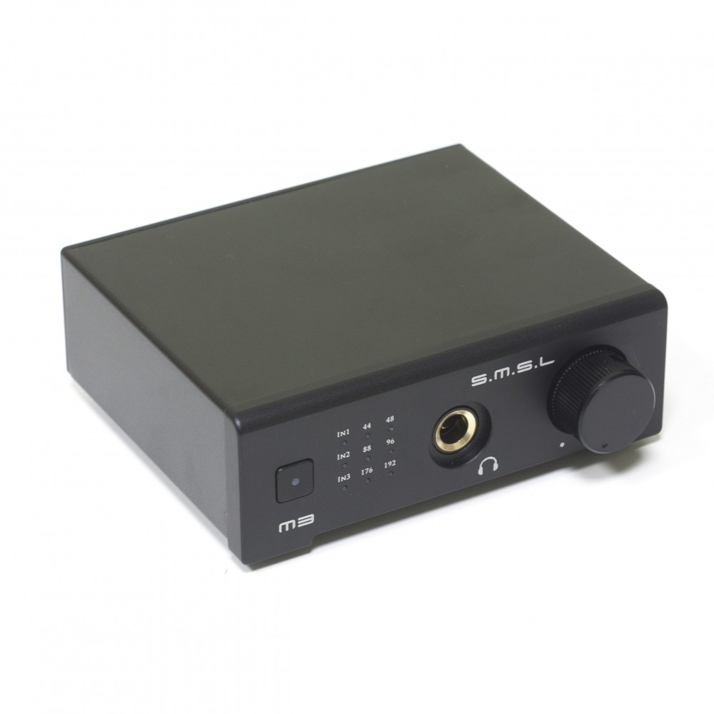 SMSL M3 Black - Soundpal